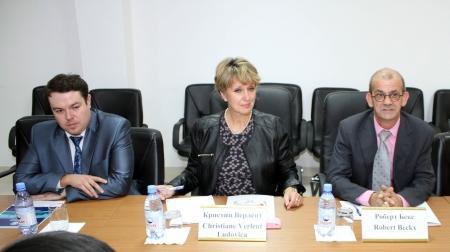 Бельгийские и Мангистауские таможенники договорились о сотрудничестве