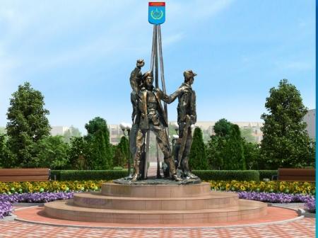 В Актау появится сквер и памятник воинам «Казбата» погибшим на Таджико-Афганской границе