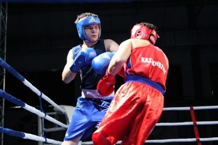 В матчевой встрече Кубка Казахстанской федерации бокса команда Мангистау выиграла у Актобе со счетом 8:2