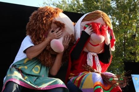 Артисты актауского театра кукол завоевали первые места в двух номинациях на фестивале в Астрахани