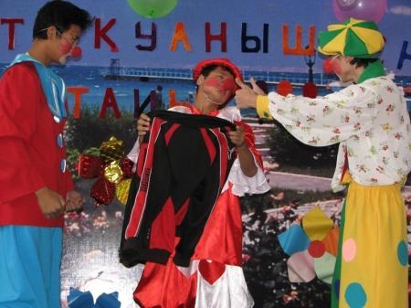 В Актау прошел фестиваль глухонемых и слабослышащих артистов