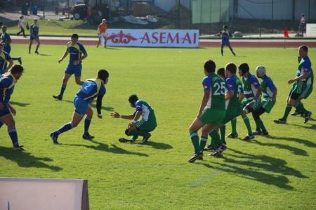 Актауский регбист успешно выступил на чемпионате Азии в составе национальной сборной