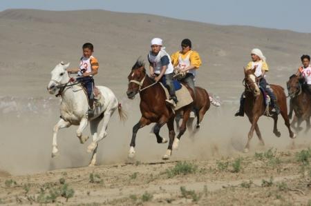 В Актау пройдет международный турнир по конным пробегам