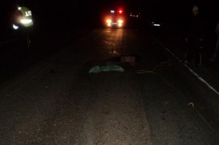 В Мангистау под колесами джипа погиб мужчина