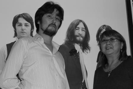 В Актау отметили день рождения Джона Леннона