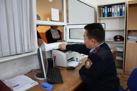 В дорожной полиции Мангистау начнут принимать упрощенные доверенности на управление автотранспортом