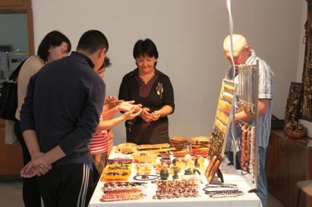 В Актау открылась выставка-ярмарка изделий российских ювелиров