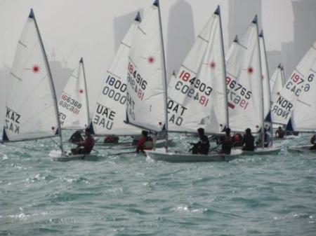 Актауские яхтсмены завоевали Кубок Катара