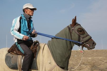 В Актау стартовал второй международный турнир по конным бегам