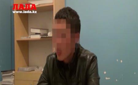 Подозреваемые в избиении свидетеля по делу о массовых беспорядках в Жанаозене дают признательные показания (ВИДЕО)