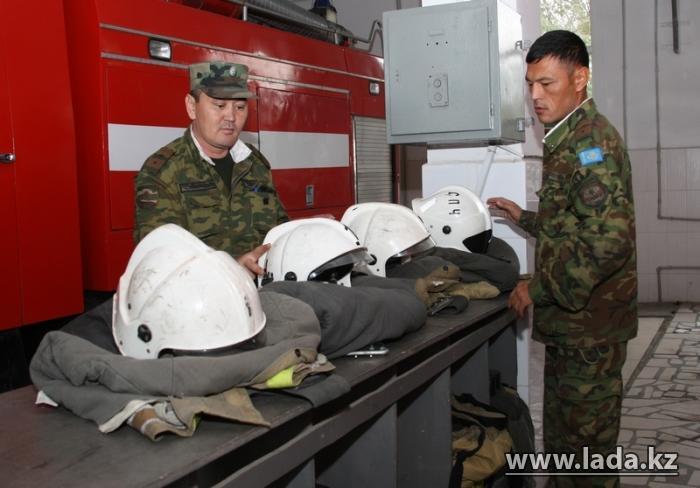 Профессия - пожарный