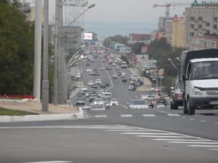 Большая часть ДТП в Актау происходит по вине водителей индивидуального транспорта