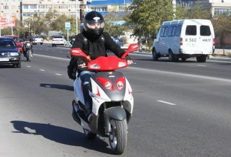 Байкеры города Актау закрыли мотосезон-2012
