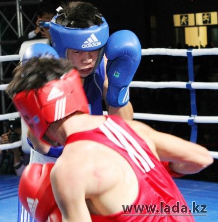 Мангистауские боксеры разгромили соперников из Атырау