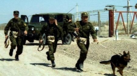 Пограничники поста в Павлодарской области приняли финполицейских за бандитов