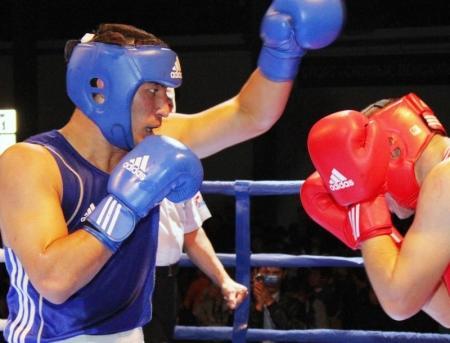 Мангистауские боксеры готовятся к встрече с командой из Акмолинской области (ДОБАВЛЕНО ВИДЕО)