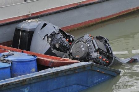 После столкновения байды с казанкой утонули 4 человека