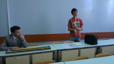В Актау прошел концерт фольклорно-эстрадной группы «Каравансарай»