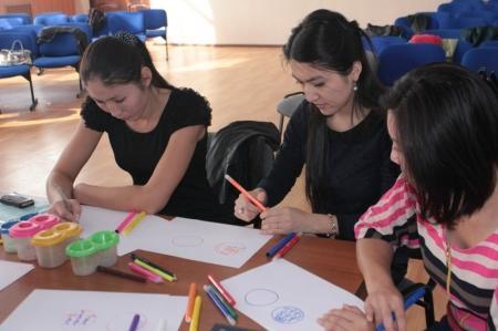 В Актау прошел тренинг для школьных психологов