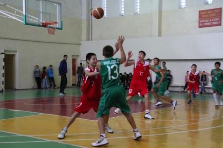 В Актау стартовал пятый сезон школьной баскетбольной лиги