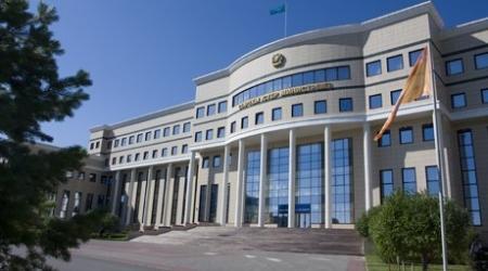 МИД Казахстана прокомментировал скандал вокруг статьи китайского писателя о казашках