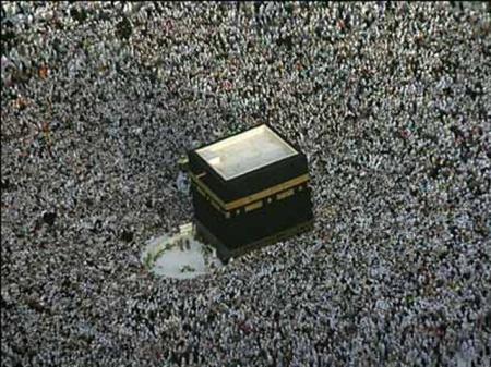 В Саудовской Аравии начинается хадж