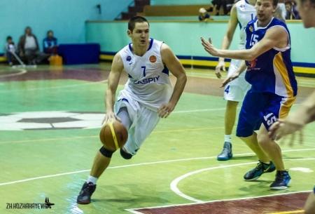 Баскетбольный клуб «Каспий» одержал вторую победу в чемпионате