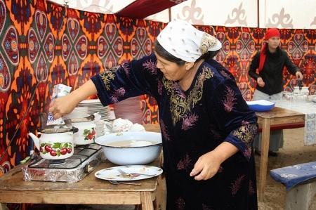 Жители Мангистау празднуют Курбан Айт
