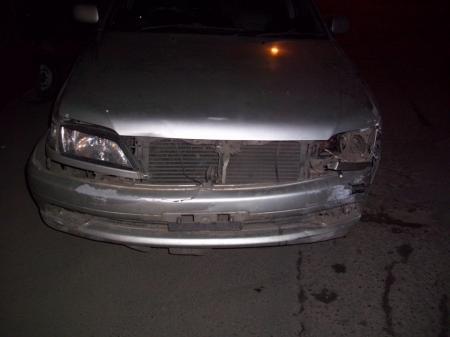 """В Мангистау в дорожной аварии пострадал водитель """"Тойоты"""""""