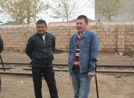 В Жанаозен прибыл медицинский поезд «Жардем»