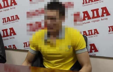 Актауский «ямакаси» дал интервью «Ладе»