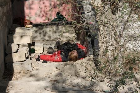 В Актау обнаружен труп человека