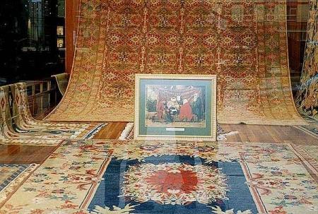 Таможня Мангистау пресекла контрабанду ковров из Турции