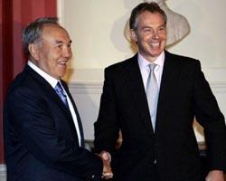Казахстан заплатит Блэру 16 млн фунтов стерлингов