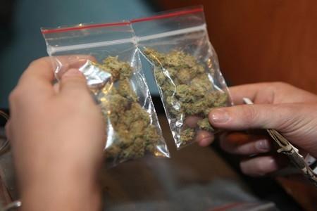 В Актау полицейские изъяли более десяти килограммов марихуаны