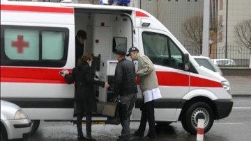 Молодой рабочий погиб в результате падения на него пакета стекла весом в тонну в Алматы