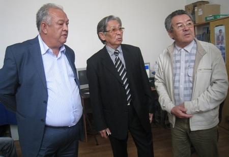 Известные деятели Мангистауской области и потомок Бекет Ата высказались по вопросу переименования города Жанаозен