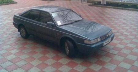 В Жанаозене подростки угнали автомобиль