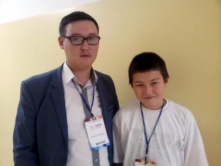 Победители  «Atameken Startup Weekend Aktau» получили денежные призы