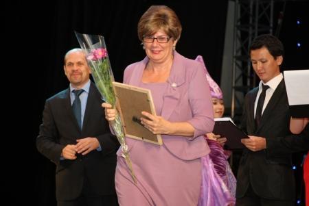 Дворец культуры имени Абая отпраздновал свой 38-й день рождения