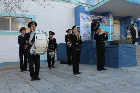 В Актау проходит спартакиада среди военно-патриотических клубов Мангистауской области