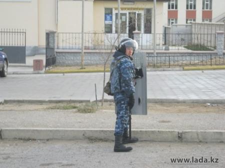 В Актау пройдут учения «Антитеррор-2012»