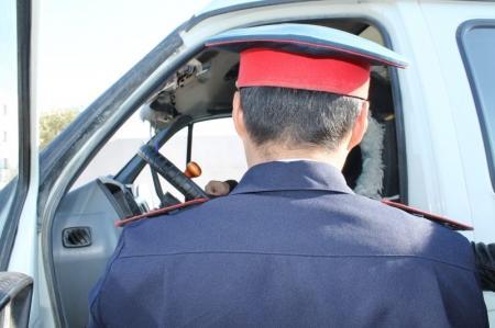В Актау задержаны два подростка, управлявшие автомашинами своих родителей