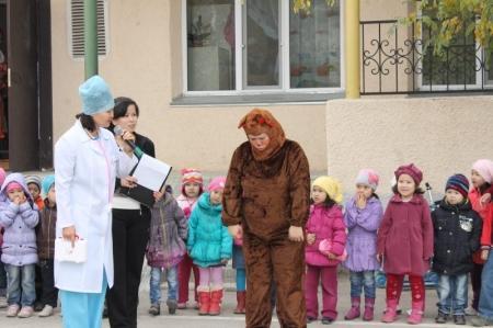 В Актау дорожная полиция проводит акции по профилактике детского дорожно-транспортного травматизма