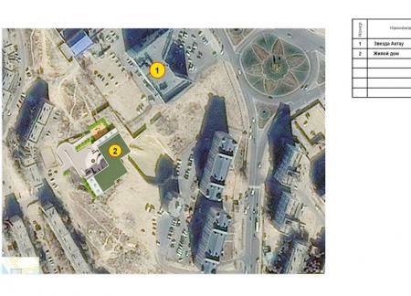 Проект строительства развлекательного центра между КДК им. Абая и ТЦ «Казахстан» будет полностью изменен