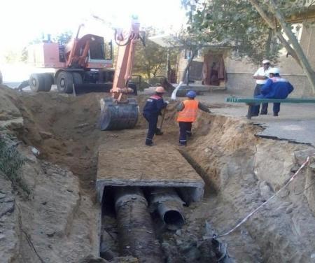 Актауское коммунальное предприятие «Каспий жылу, су арнасы» завершило работы по подготовке к отопительному сезону