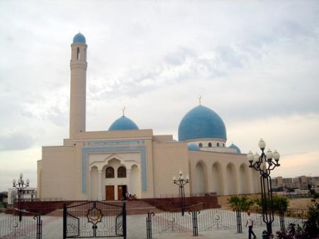 В Актау возле Центральной мечети будут собирать донорскую кровь