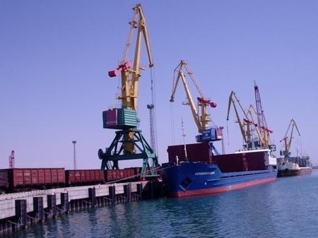 На Каспии создается военно-морская база США?