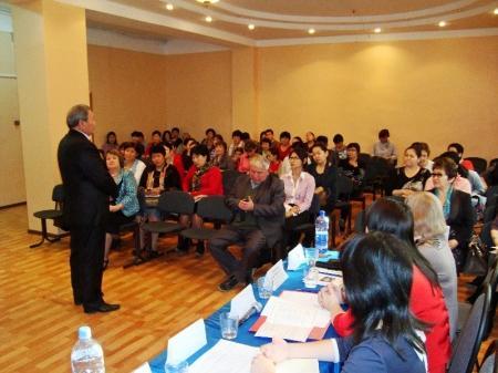 В Актау прошел День открытых дверей в Департаменте по защите прав детей