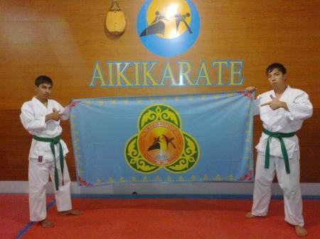 Актауские спортсмены завоевали шесть медалей на чемпионате Казахстана по айкидо